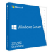 Fujitsu Windows Server 2012 R2 Standard, 2CPU/2VM, ROK