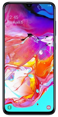 """Samsung Galaxy SM-A705F 17 cm (6.7"""") 128 GB 4G Black 4500 mAh"""