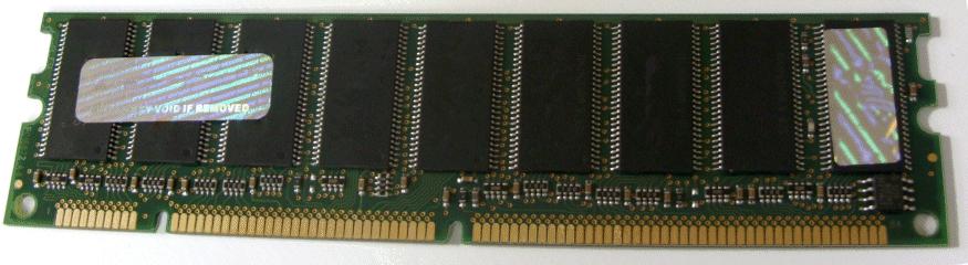 Hypertec 256MB PC133 168PIN DIMM 0.25GB memory module