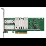 Lenovo X520 Dual Port 10GbE SFP+ Internal Fiber 10000Mbit/s networking card
