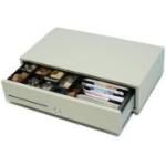 International Cash Drawer EP-280 White cash tray