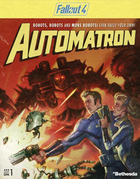 Nexway Fallout 4 - Automatron Video game downloadable content (DLC) PC Español