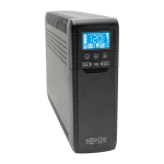 Tripp Lite ECO1500LCD uninterruptible power supply (UPS) Line-Interactive 1440 VA 900 W 10 AC outlet(s)
