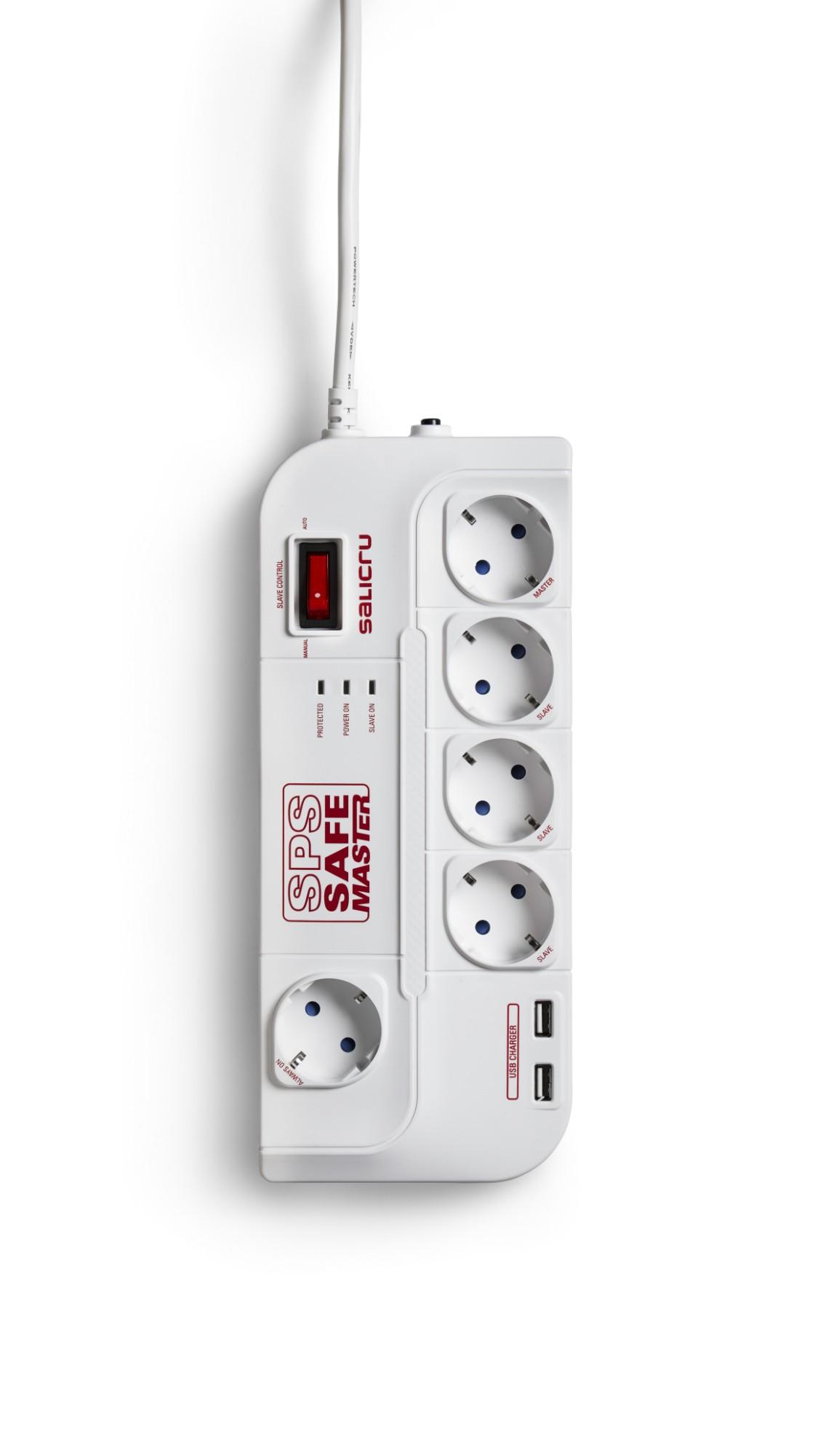 Salicru SPS Safe Master Protectores eléctricos activos