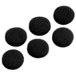 Hama 122682 Black Foam 6 pc(s)