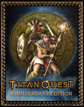 Nexway Titan Quest Anniversary Edition vídeo juego PC Básica + DLC Español
