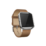 Fitbit FB159LBCML accesorio de relojes inteligentes Grupo de rock Marrón Cuero