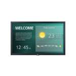 "LG 22SM3G-B signage display Digital signage flat panel 54.6 cm (21.5"") IPS Full HD Black Built-in processor"