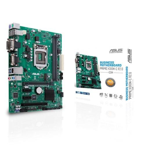 ASUS PRIME H310M-C R2.0/CSM LGA 1151 (Socket H4) Intel® H310 Micro ATX