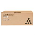 Ricoh 406094 (TYPE SPC 220 E) Toner black, 2.3K pages