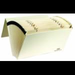 Elba Expanding File 1-31 White