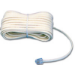 MCL Cable Modem RJ11 6P/4C 5m cable telefónico