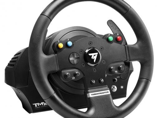 Thrustmaster TMX Force Feedback Stuur PC,Xbox One Zwart