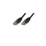 Microconnect Cat6 U/UTP 7m 7m Cat6 U/UTP (UTP) Black networking cable