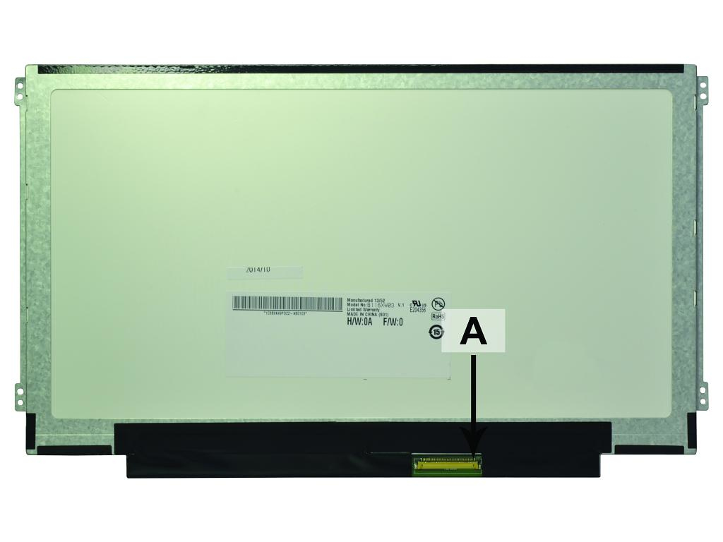 2-Power 11.6 WXGA HD 1366x768 LED Matte Screen - replaces 0A66657