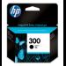 HP 300 Original Negro 1 pieza(s)