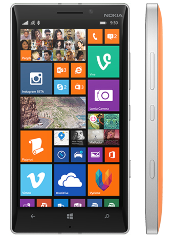 Microsoft Lumia 930 4G 32GB Orange