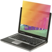 """3M Gold Privacy Filter for 13.3"""" Widescreen Laptop (16:10)"""
