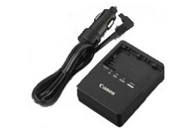 Canon CBC-E6 power adapter/inverter Black