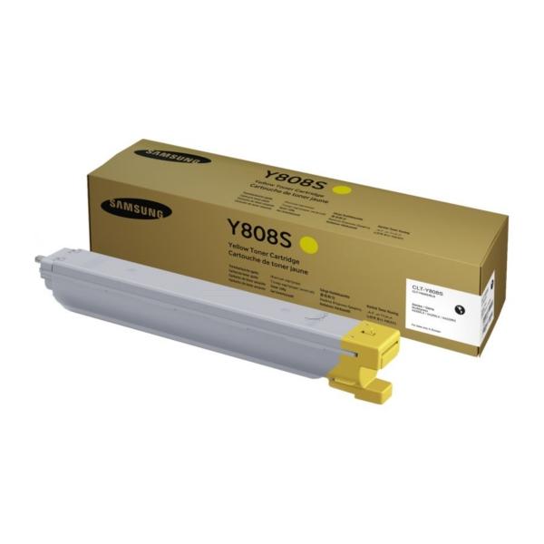 Samsung CLT-Y808S/ELS (Y808S) Toner yellow, 20K pages
