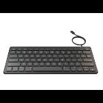 ZAGG ZG12KB-BB0 mobile device keyboard Black Lightning US English