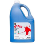 EC SPLASH CLASSROOM ACRYLIC PAINT 5 LITRES JELLY BELLY BLUE