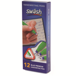 SWASH KOMFIGRIP HANDWRITING PEN BLK