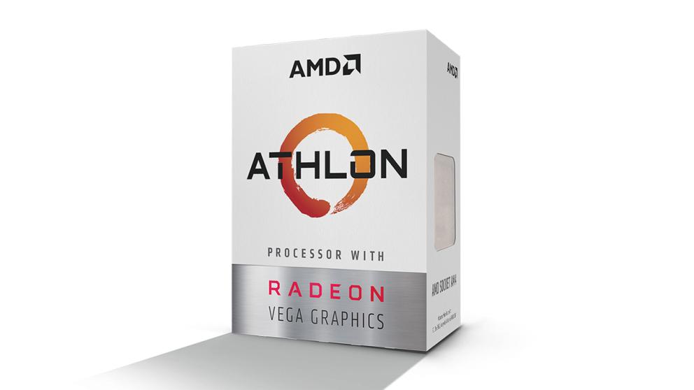 AMD Athlon 200GE processor 3.2 GHz Box 4 MB L3
