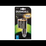 Duracell 12V In-Car Multiplier + 1A USB