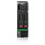 Hewlett Packard Enterprise ProLiant BL460c Gen8 server 2.4 GHz Intel® Xeon® E5 Family E5-2609 Blade