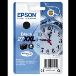 Epson C13T27914010 (27XXL) Ink cartridge black, 2.2K pages, 34ml