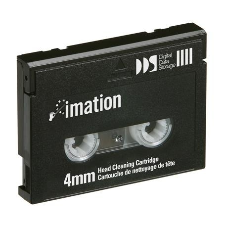 Imation 4mm Head Cleaning Cartridge