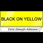 Brother TZES661 printer label Yellow