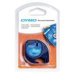 DYMO 91205 (S0721650) DirectLabel-etikettes, 12mm x 4m