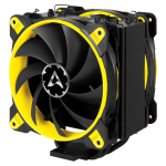 ARCTIC Freezer 33 eSports Edition (Yellow) - Tower CPU Cooler with Push-Pull-Configuration