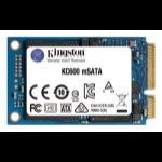 Kingston Technology KC600 mSATA 256 GB Serial ATA III 3D TLC