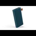 Fresh 'n Rebel 2PB6000PB batería externa Azul Polímero de litio 6000 mAh