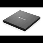 Verbatim 43886 optical disc drive DVD±RW Black
