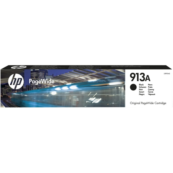 HP L0R95AE (913A) Ink cartridge black, 3.5K pages, 64ml
