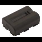 2-Power Camcorder Battery 7.2V 1600mAh