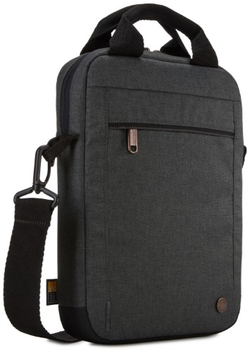 "Case Logic Era ERAV-110 Obsidian notebook case 26.7 cm (10.5"") Messenger case Black"