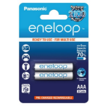 Panasonic Eneloop Rechargeable battery Nickel-Metal Hydride (NiMH)