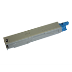 Generic Remanufactured Generic compatible Oki 43459331 toner cartridge.