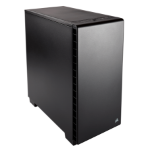 Corsair Carbide Quiet 400Q Midi-Tower Black computer case