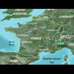 Garmin BlueChart g3 HXEU061R Freshwater map