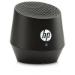 HP S6000 Graphite Wireless Mini Speaker