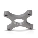 Infocus PRJ-CEIL-ADPT projector mount accessory Metallic