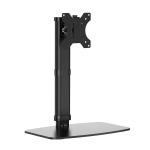 "Tripp Lite DDV1727S monitor mount / stand 27"" Freestanding Black"