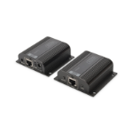 Digitus DS-55100-1 AV extender AV transmitter & receiver Black