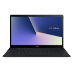 "ASUS ZenBook S UX391FA-XH74T notebook LPDDR3-SDRAM 13.3"" 3840 x 2160 pixels Touchscreen 8th gen Intel® Core™ i7 16 GB 512 GB SSD Wi-Fi 5 (802.11ac) Windows 10 Blue"